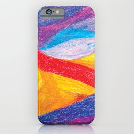 Abstract 24 iPhone Case