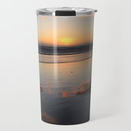 Pink Clouds Travel Mug