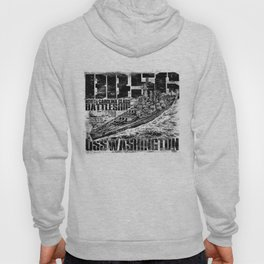 Battleship Washington Hoody