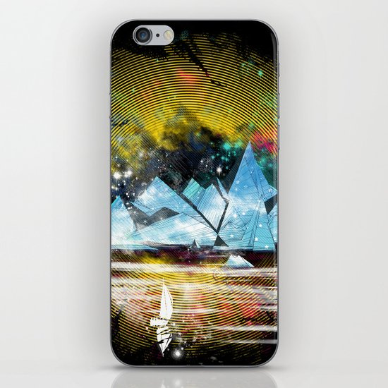 iceland islands iPhone & iPod Skin
