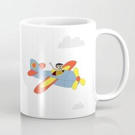 Plane Ride Coffee Mug