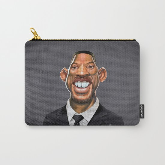 Celebrity Sunday ~ Will Smith Carry-All Pouch
