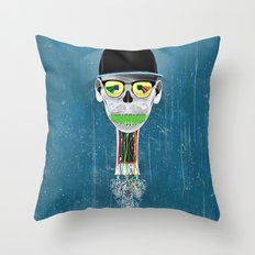 HEC Throw Pillow