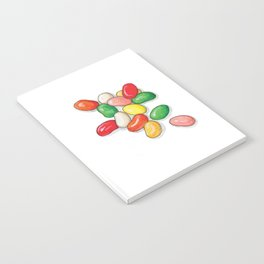 Candies & Sweets: Jelly Beans Notebook