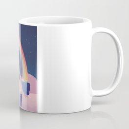 Where is my Heart Coffee Mug
