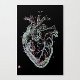 Art beats #2 Canvas Print