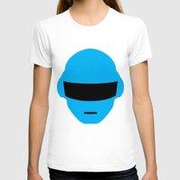 deadmau5 T-shirts featuring Daft Punk Thomas Bangalter Helmet by Alli Vanes