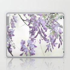 Wisteria Lavender Laptop & iPad Skin