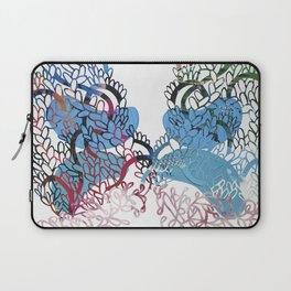 Folk Billows Laptop Sleeve
