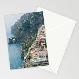 Italy. Amalfi Coastline Stationery Cards