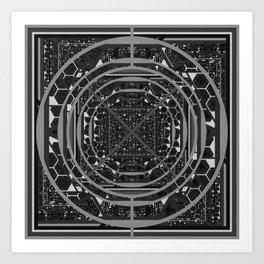 BT 1 Art Print