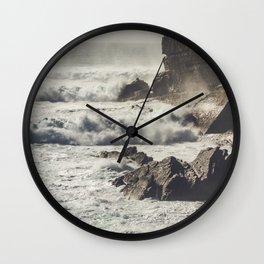 Loop Head Wall Clock