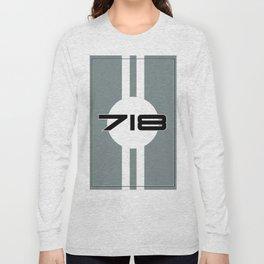 718 Racing Design Long Sleeve T-shirt