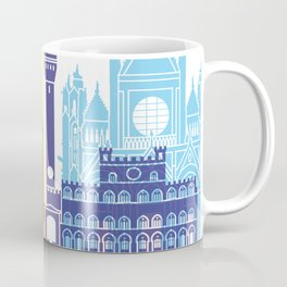 Siena skyline pop Coffee Mug