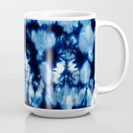 Tie-Dye Shibori Neue Coffee Mug