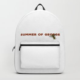 Summer of George Costanza Backpack