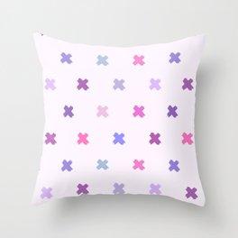 cross (10) Throw Pillow