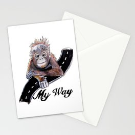 My Way Stationery Cards