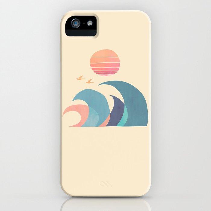 Ocean call iPhone Case