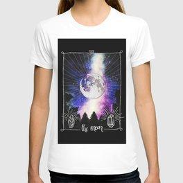 The Moon Tarot by WildOne T-shirt