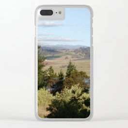 Mt Barrow -Tasmania Clear iPhone Case