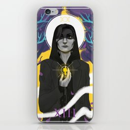 XIII - Death iPhone Skin