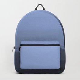Mountains (Cyan Tone) Backpack