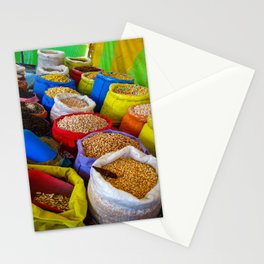 At the Market in Oaxaca, Mexico Stationery Cards