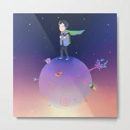 The Little Prince_KickThePJ Metal Print