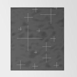 Blanco Y Negro #society6 #decor #buyart Throw Blanket