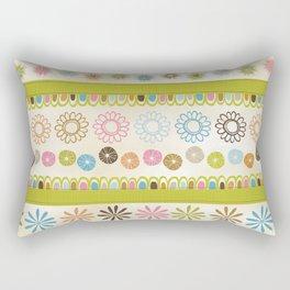 Belles Fleurs Rectangular Pillow