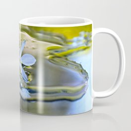 Innocence Tiny Flower of Spider plant Coffee Mug