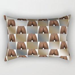 Butt Board Rectangular Pillow