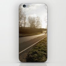 Road to Nowhere iPhone & iPod Skin