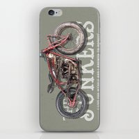 indian iPhone & iPod Skins featuring Indian by The Junkers