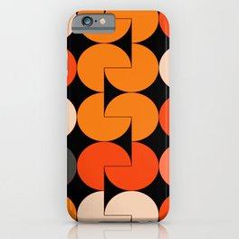 GeoMetria iPhone Case