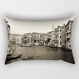 Venetian Memories Rectangular Pillow