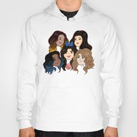 fifth harmony Hoodies featuring Fifth Harmony by SurpriseMila
