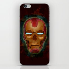 Vigilantism is Dead #1 iPhone Skin