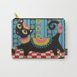Kool Kitty Carry-All Pouch