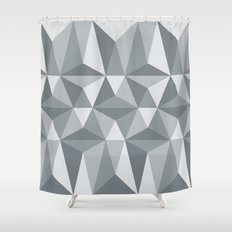 Nordic Combination 33 Shower Curtain