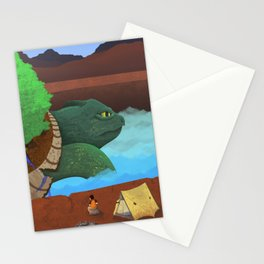 In the Valley of the Ancients Stationery Cards