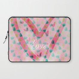 Steamy Summer Love Laptop Sleeve