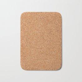 Towel fine Cork imitation Bath Mat