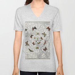 The Buttefly Effect - Antarctic Edition Unisex V-Neck