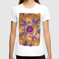 fireflies T-shirts featuring Dance of the Fireflies by thea walstra