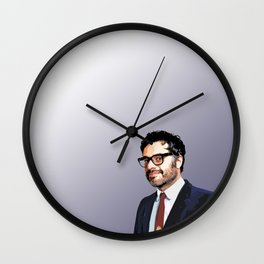 Jemaine Clement 10 Wall Clock