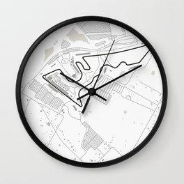 Circuit of the Americas Austin Texas Wall Clock