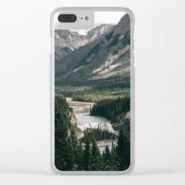 Yoho National Park Clear iPhone Case