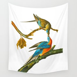 Passenger Pigeon Wall Tapestry